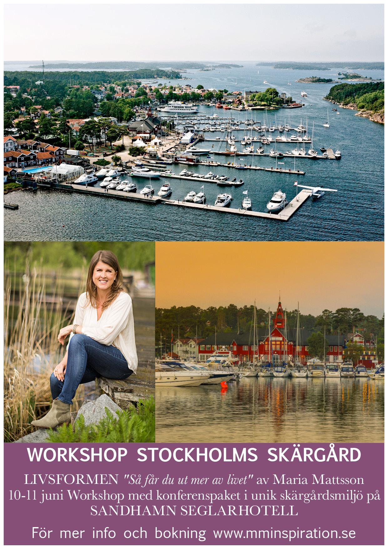 annons Sandhamn 2016