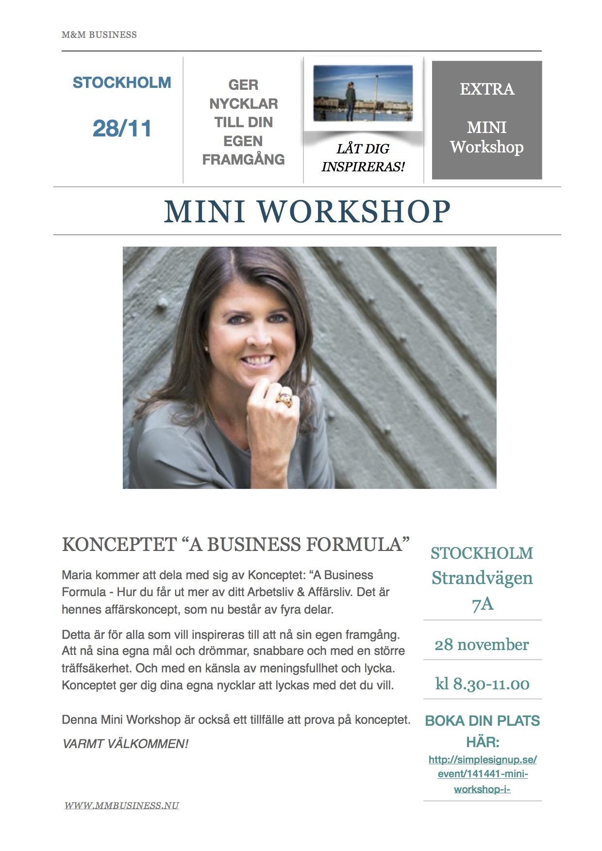 Inbjudan-28-november-2018-Mini-Workshop-båda-sidorna